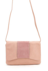 Laukku, MOGANO| Pale Pink Handbag (vaaleanpunainen käsilaukku)