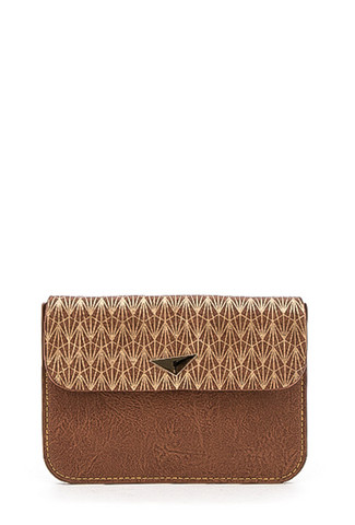 Pussukka, MOGANO| Pochette in Brown