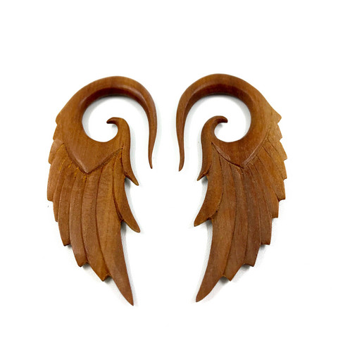 Venytyskoru 6mm, Wings in Rosewood