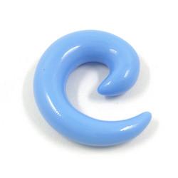 Venytyskoru, spiraali Light Blue 8mm (vaaleansininen)