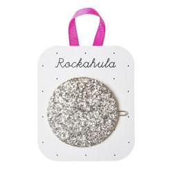 Hiuskoru/pinni, Rockahula KIDS|Glitter Moon Disc Clip Gold