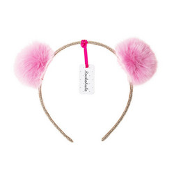 Hiuspanta, Rockahula KIDS|Furry Pom Pom Head Band