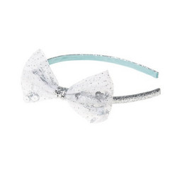 Hiuspanta, Rockahula KIDS|Sequin Shaker Bow Alice Band Silver