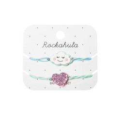 Lasten rannekorusetti, Rockahula KIDS|Sleepy Cloud Bracelet Set