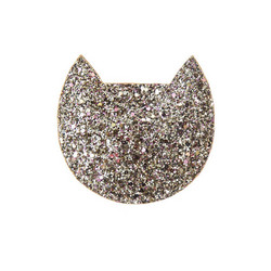Lompakko, Rockahula KIDS|Sparkly Cat Purse Gold