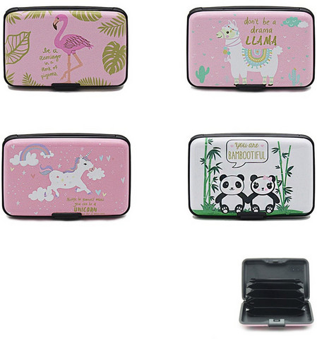 Korttikotelo, Cute Debit and Credit Card Holder