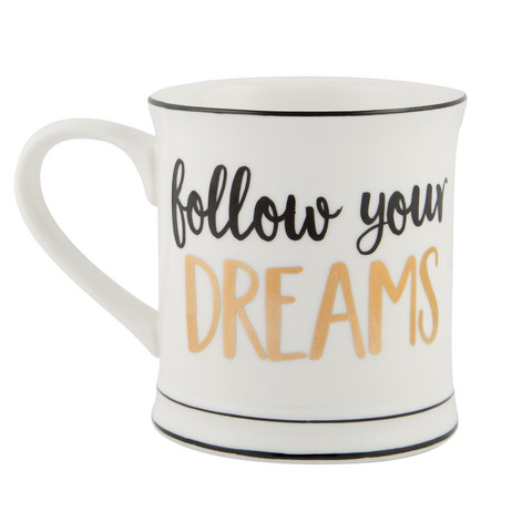 Muki, Follow Your Dreams  Mug