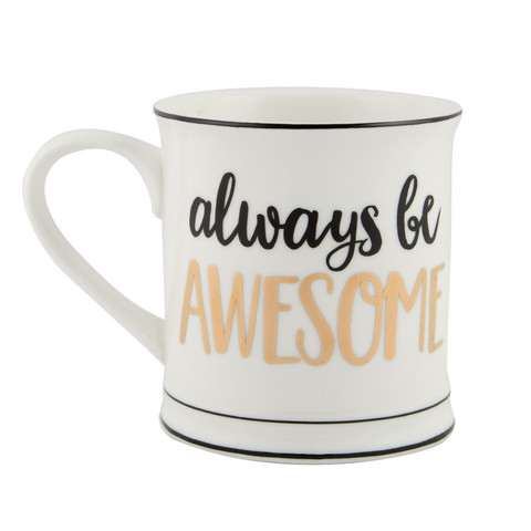 Muki, Always Be Awesome Mug