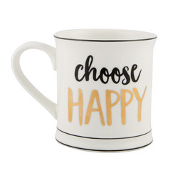 Muki, Choose Happy Mug