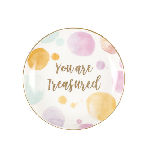 Säilytysastia/Trinket Dish, Sass & Belle| You Are Treasured