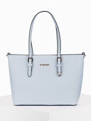 Laukku, Flora & Co|Pale Blue Womans Handbag (vaaleansininen käsilaukku)