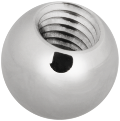 Lävistyskorun irtopallo, Basic Steel 1,2mm/useita eri halkaisijoita