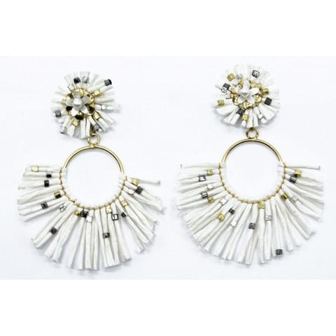 Korvakorut/ATOLL-PALME, Bohemian Sun Earrings