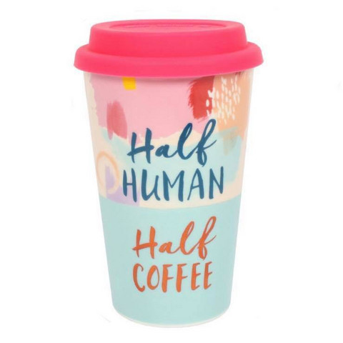Termosmuki, Half Human Half Coffee