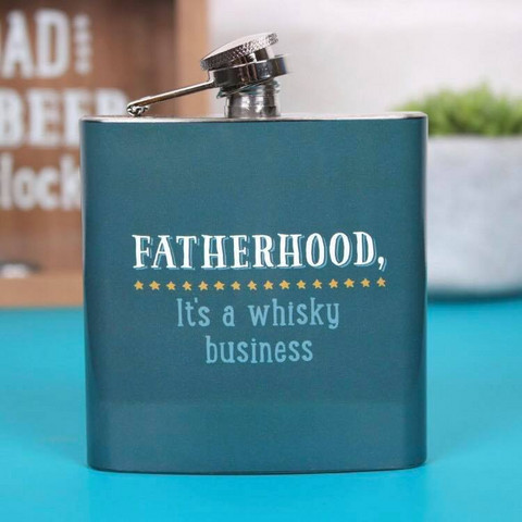 Taskumatti, Fatherhood, It's a Whisky Business