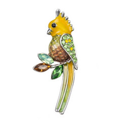Rintaneula, ANIMAL|Yellow Parrot