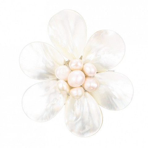 Rintaneula, ROMANCE|Flower with Pearls