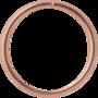 Nenäkoru, nenärengas Seamless Roseline Ring  (0,8mm/useita kokoja)