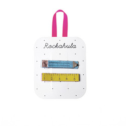 Hiuskoru/pinni, Rockahula KIDS|Pencil and Ruler Clips