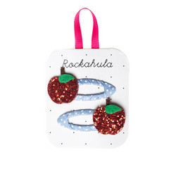 Hiuskoru/pinni, Rockahula KIDS|Apple A Day Glitter Clips