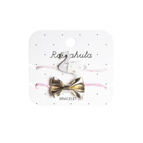 Lasten rannekorusetti, Rockahula KIDS|Sophia Swan Bracelet Set