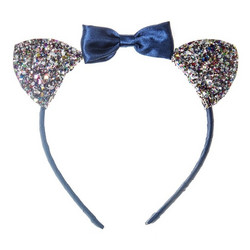 Hiuspanta, Rockahula KIDS|Suki Cat Ears Alice Band Blue