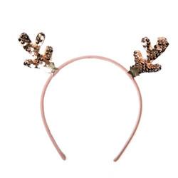 Hiuspanta, Rockahula KIDS|Sequin Reindeer Headband