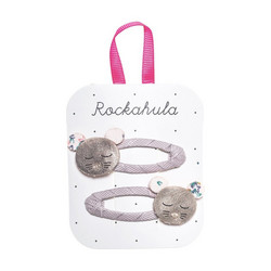 Hiuskoru/pinni, Rockahula KIDS|Martha Mouse Hair Clips