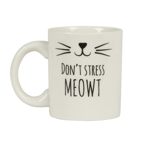 Muki, Sass & Belle/Cat's Whiskers Mug