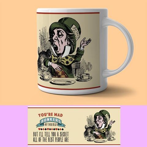 Muki, Alice in Wonderland/Mad Hatter
