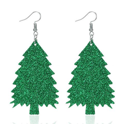 Joulukorvakorut, Christmas Tree -joulukuusi