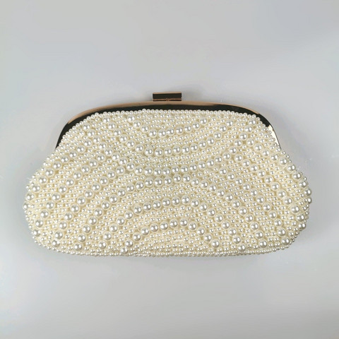 Iltalaukku,  ROMANCE|Beautiful Eveningbag with Pearls