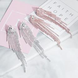 Strassikorvakorut, Fabulous Strass Earrings (kaksi väriä)