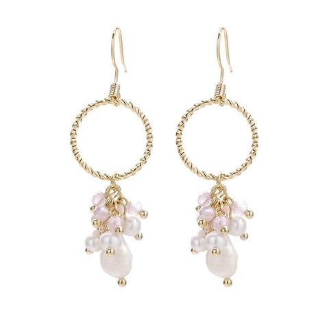 Korvakorut,  Dainty Pearl Earrings