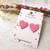 LEMPI-korvanapit, Lempi (vaaleanpunainen, M koko)