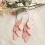 LEMPI-korvakorut, Vilja (vaaleanpunainen)