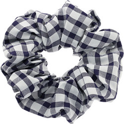 Donitsi/Scrunchie|SUGAR SUGAR, Dark blue 'n White