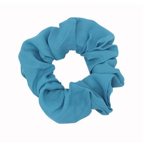 Donitsi/Scrunchie|SUGAR SUGAR, Blue -sininen scrunchie