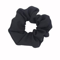 Donitsi/Scrunchie|SUGAR SUGAR, Black -musta scrunchie