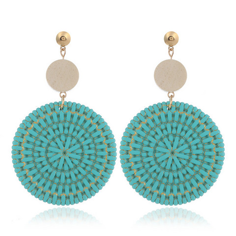 Korvakorut, Turqoise Summer Earrings