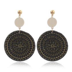 Korvakorut, Black Summer Earrings