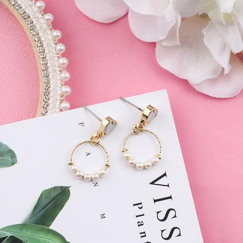 Korvakorut, Cute Pearl Earrings