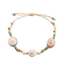 Nilkkakoru|HOLIDAY COLLECTION, Seashell Anklet