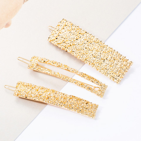 Hiuskoru, pinni|SUGAR SUGAR, Gold Clip Set