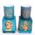 Tuoksukynttilä, Phrenology or Palmistry Candle Pot