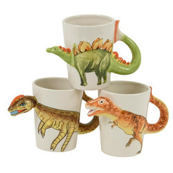 Muki, Dinosaurus