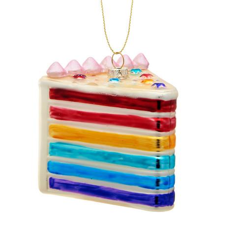 Kuusenkoriste, Rainbow Cake Slice