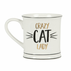 Muki, Sass & Belle|Crazy Cat Lady Mug