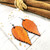 LEMPI-korvakorut, Ruska (koko oranssi)