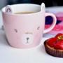 Kahvikuppi, House of Disaster|Mama Bear -nallemuki äidille